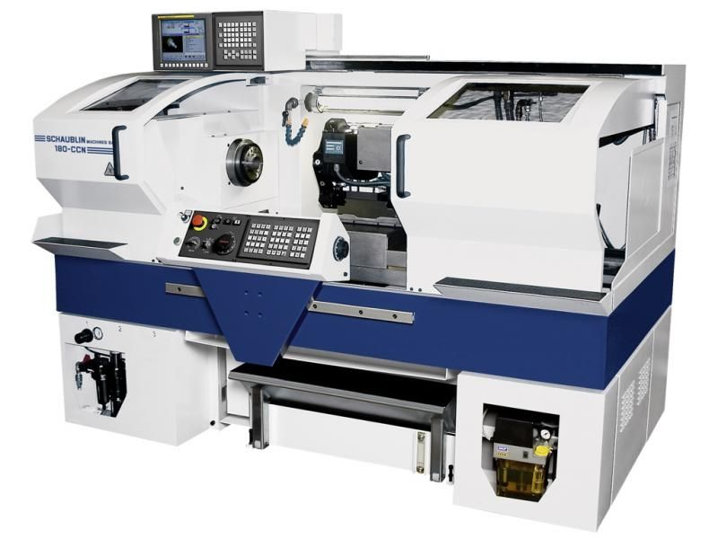 CNC lathe / 2-axis / high-precision / for small workpieces - 180-CCN