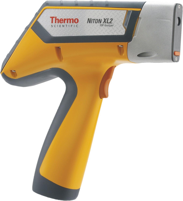 Metal analyzer / gold / identification / portable Niton™ XL2 series Thermo  Fisher Scientific