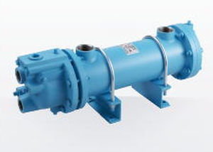 Oil cooler - FCW - TAISEI KOGYO - compact / finned tube