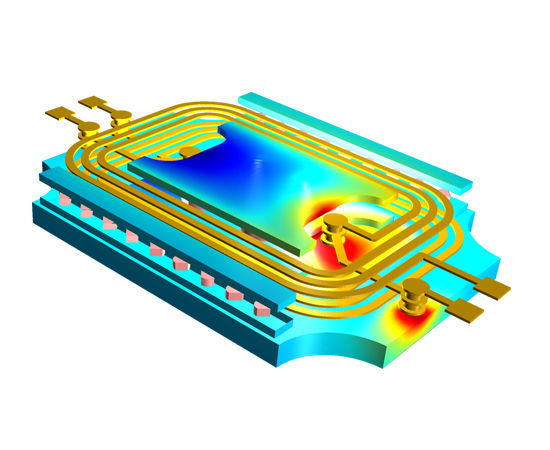 Modeling software / electromagnetic field simulation / 2D/3D
