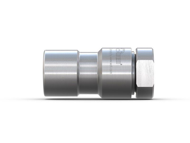 Stainless steel nipple / for tanks - TN5 CNG - WEH GmbH - Videos