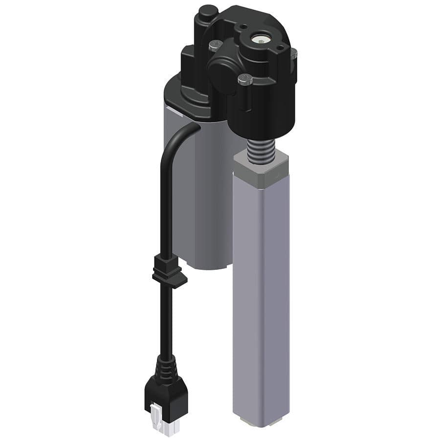 Linear actuator / electric / telescopic / for table height