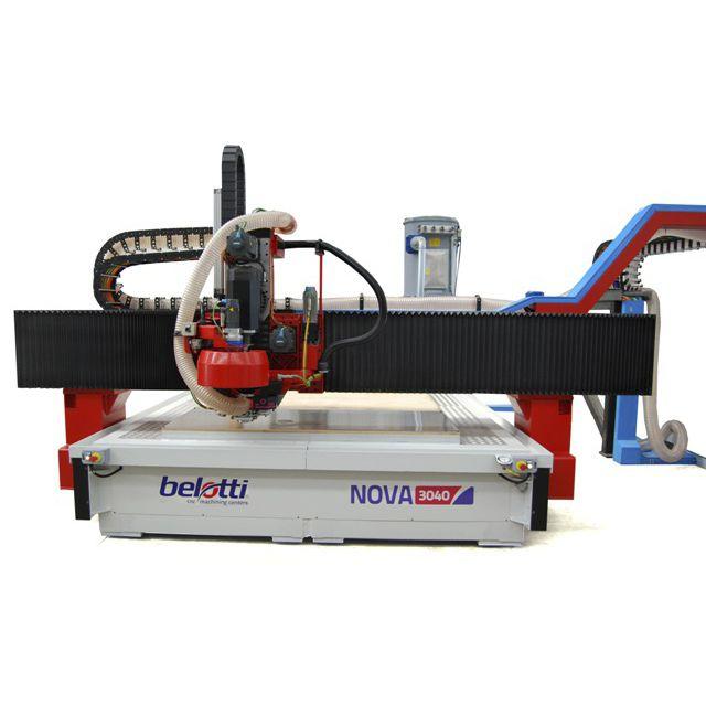3-axis machining center / 5-axis / vertical / gantry NOVA series Belotti SpA