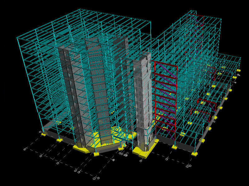 Analysis Software Ram Structural System Bentley Systems Europe B V Design For Building 3d