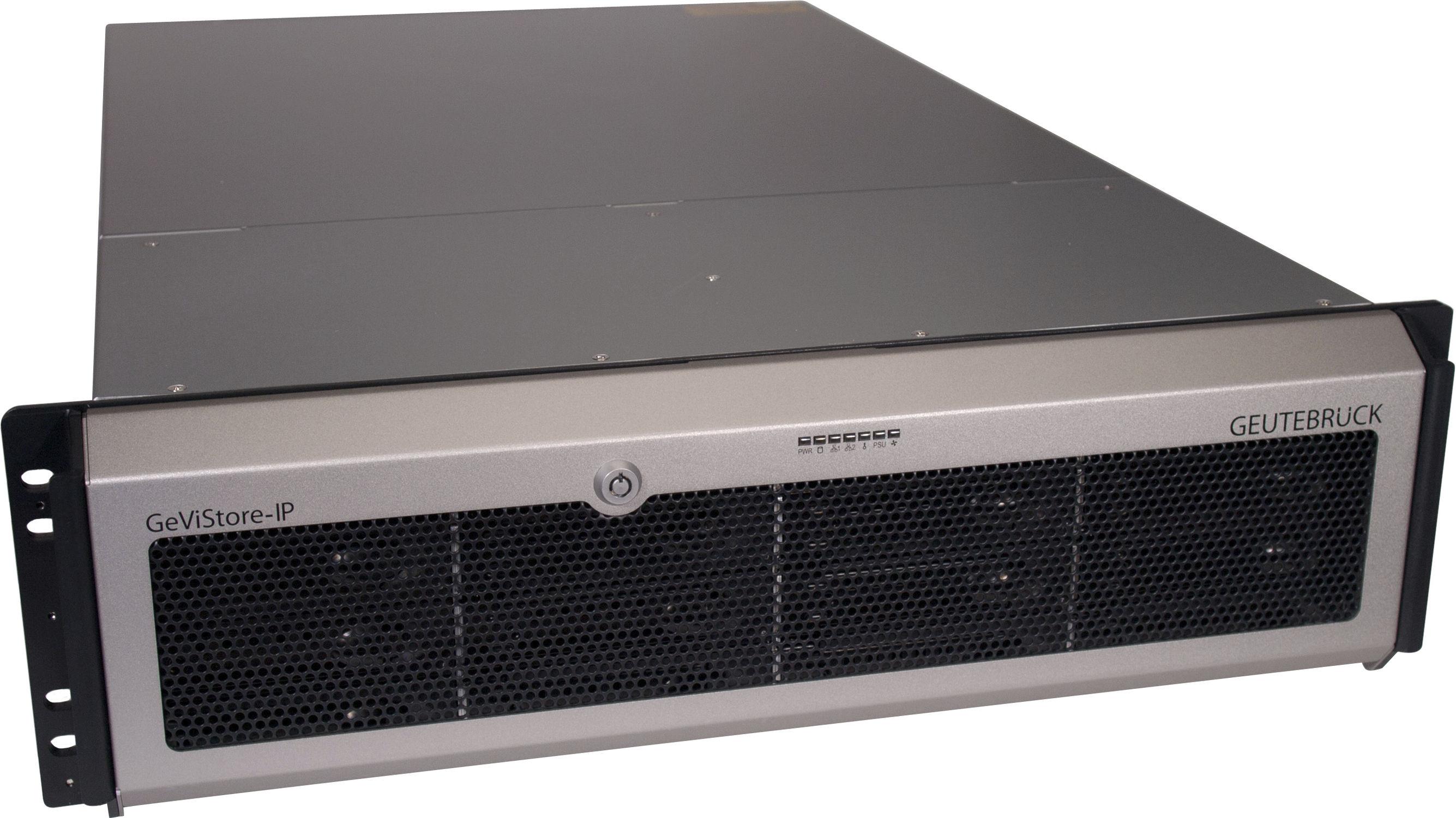 Storage server / rack-mount / Intel® Xeon - GeViStore-IP/16Bay-2P