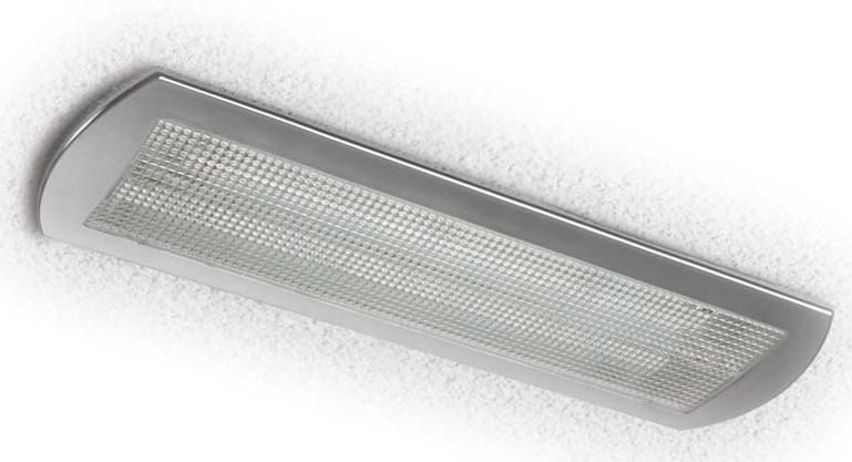 Emergency Lighting Fluorescent Surface Mounted
