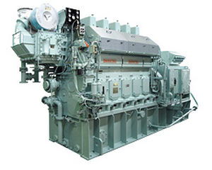 Diesel engine / for marine applications - max  1 280 kW
