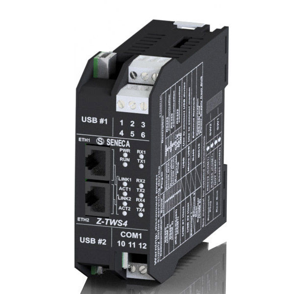 Programmable controller - Z-TWS4 Energy | IEC 61131, IEc