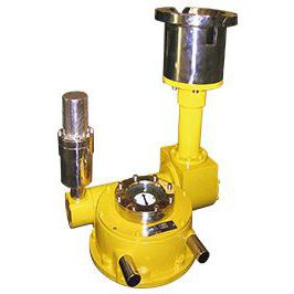Subsea valve actuator / manual / quarter-turn / 90° - WGS