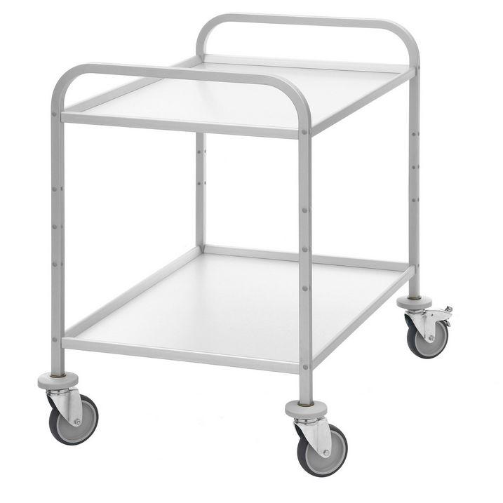 Transport Cart Stainless Steel 2 Levels 3 G Serv E 9501 9502