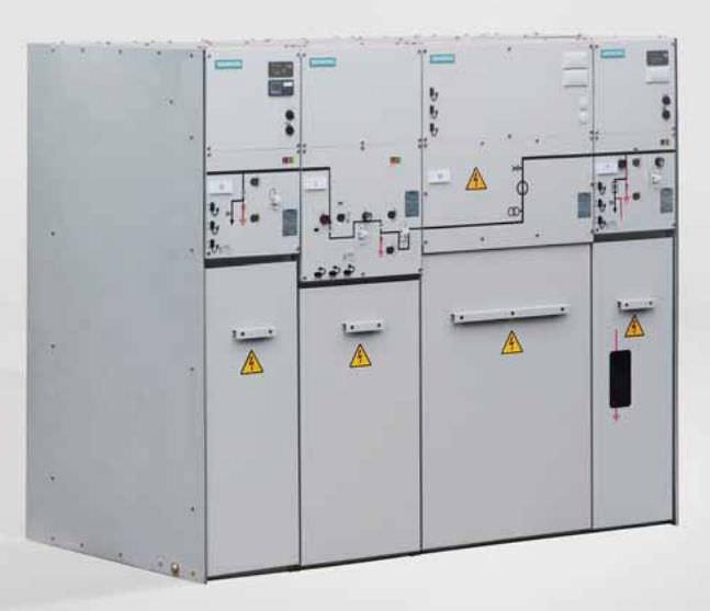 Secondary switchgear / medium-voltage / air-insulated