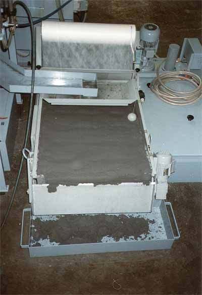 Gravity filtration unit / oil - HOFFMANN APPARATE