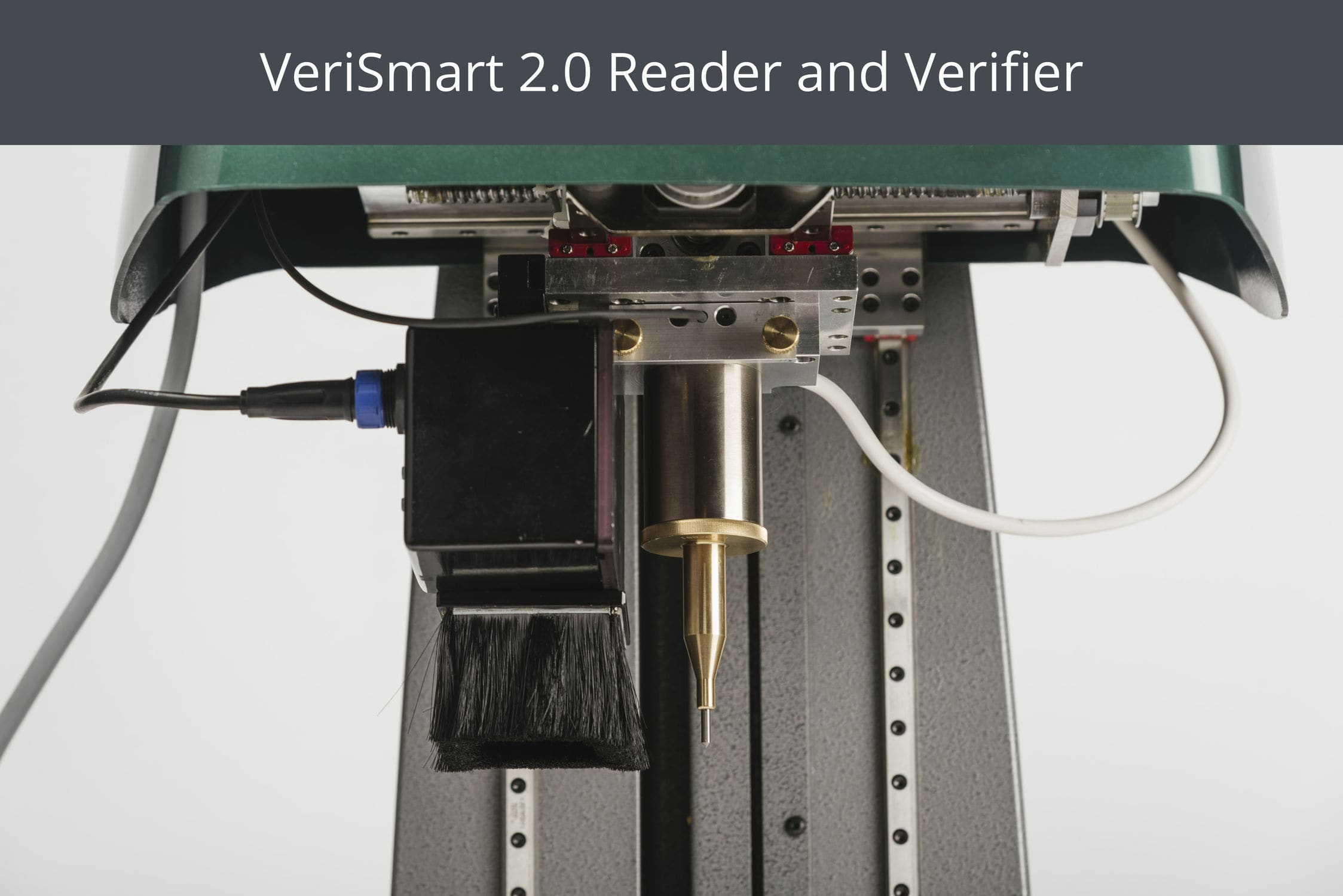 Data-matrix code reader - Pryor Marking Technology