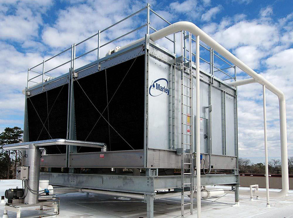 Cooling tower - max  9090 m³/h, max  6 326 kW | Marley NC - SPX