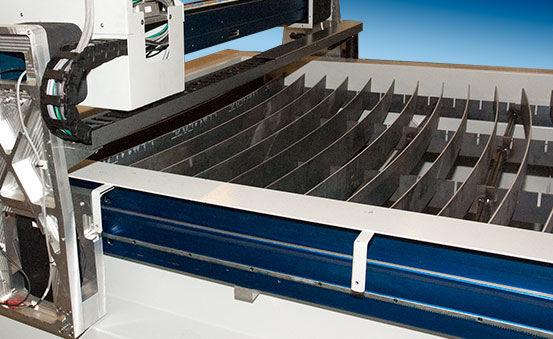 Pure water-jet cutting machine / CNC - V-series - Multicam Inc
