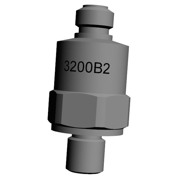 Shock sensor - 3200B2 - DYTRAN INSTRUMENTS