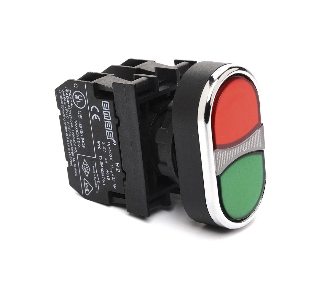 How To Wire Push Button Switch 8 A Touch Electromechanical Standard B102k20ky Emas