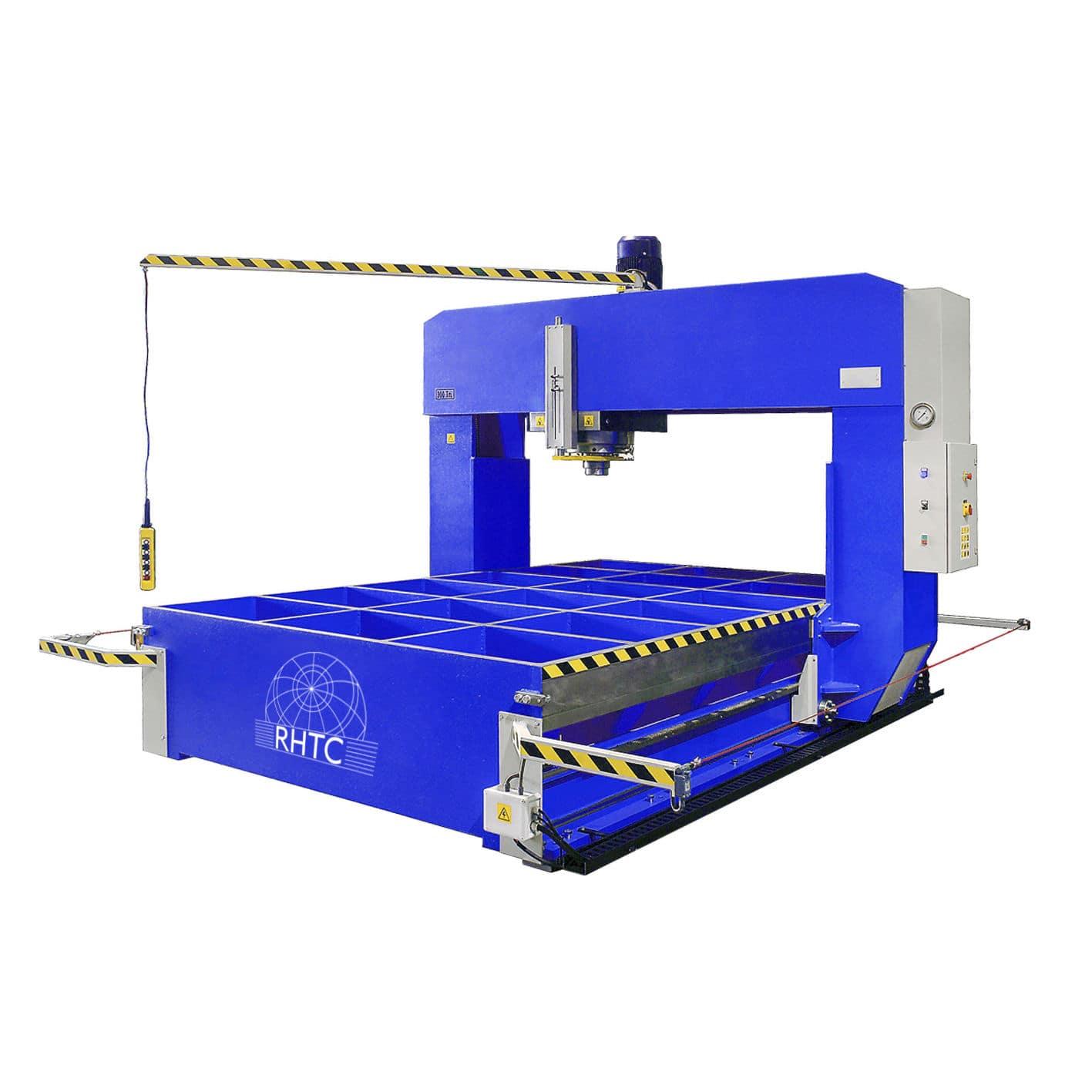 Portal press / hydraulic / forming / straightening - PPTL-300 - RHTC BV