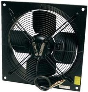 Wall-mounted fan / axial / exhaust / ATEX - AW series - Systemair