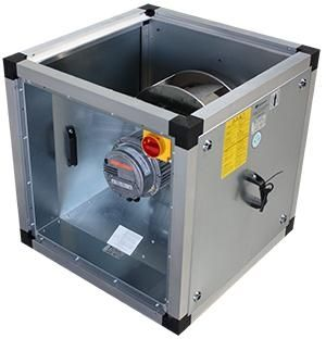Centrifugal fan / ventilation / EC / backward curved - MUB/T