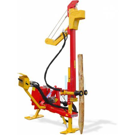 Hydraulic pile-driving hammer VITI RABAUD