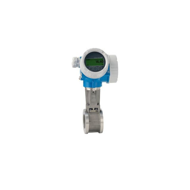 Vortex flow meter / for liquids / for gas / for steam Proline Prowirl D 200  Endress+Hauser AG