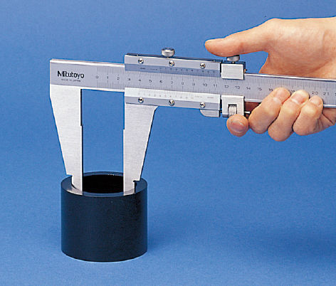 Vernier caliper / large - 534-10x series - MITUTOYO