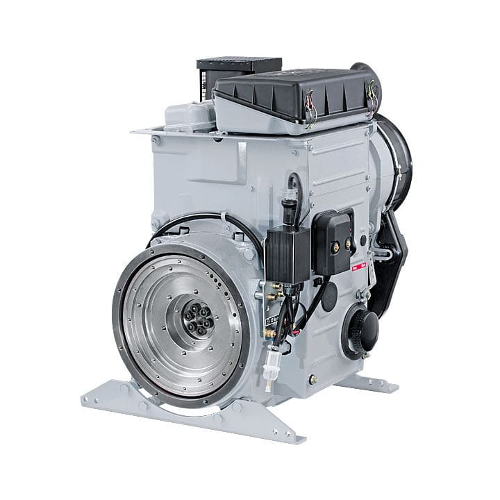 sel engine / 2-cylinder / direct injection / air-cooled - 2M41 ... on