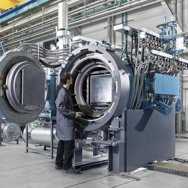 Sintering furnace - SSH Smart Sinter HIP - PVA TePla Group ...