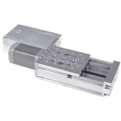 Linear stage / motorized / compact / miniature - X-LSM-SV