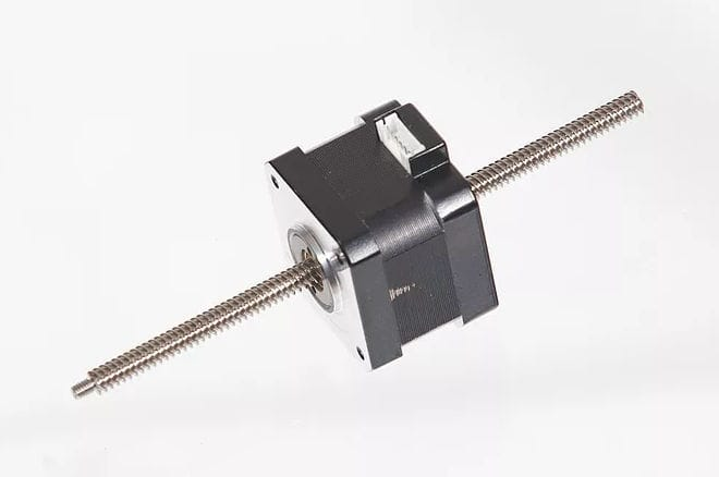 Linear actuator motor / DC / stepper / custom - PLM-17 series - OMS