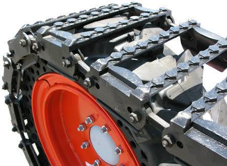 Steel Track Maximizer Ott Series Mclaren Industries For