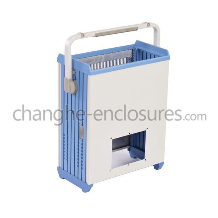 Wall-mount enclosure / for desktop computers / rack-mount