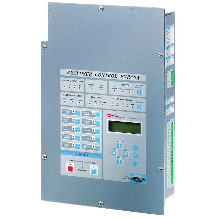 Digital control panel / microprocessor - EVRC2A-NT - ENTEC