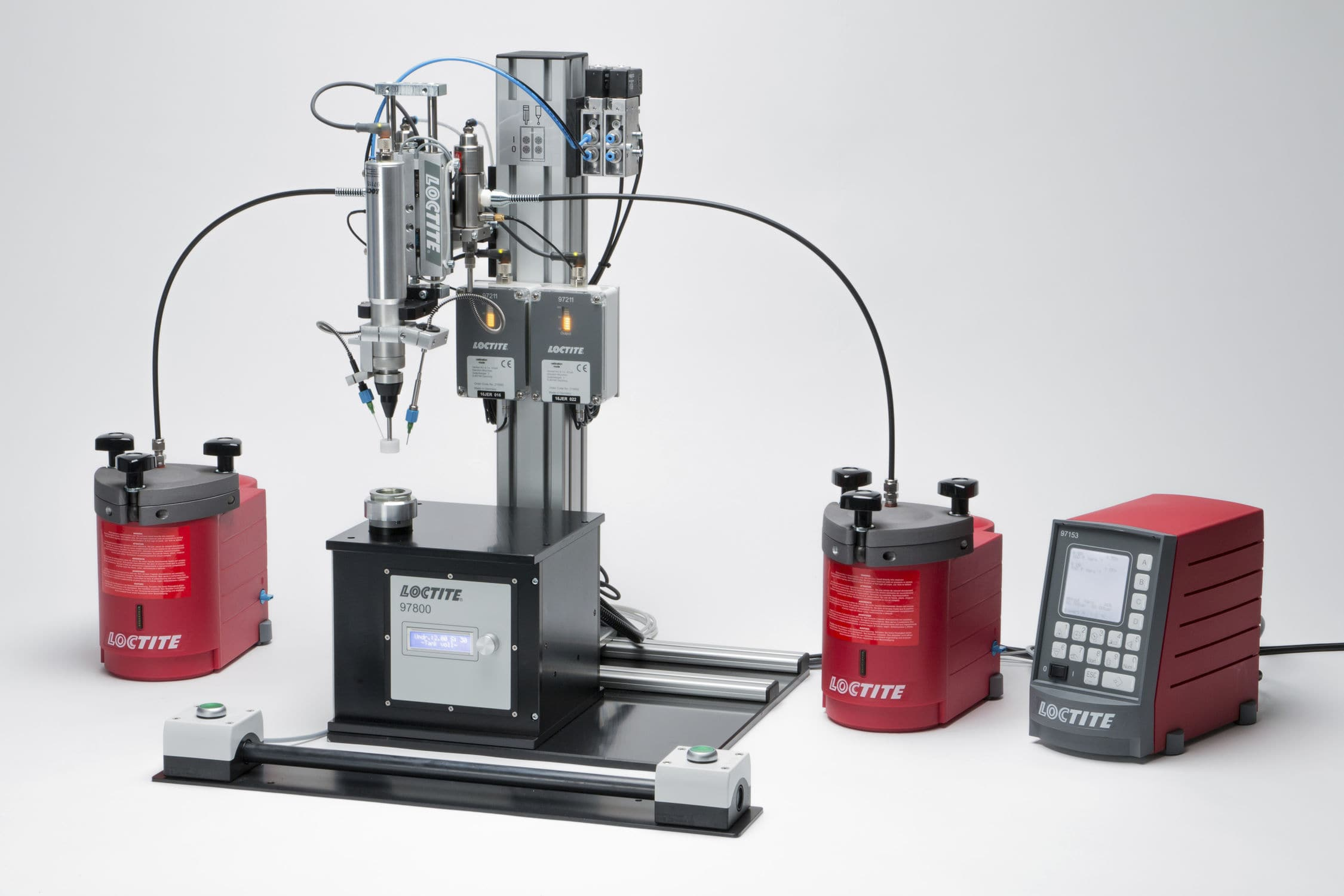 Liquid dispensing system - Rotary Table Dispensing System - Henkel LOCTITE - adhesive / automatic / high-precision
