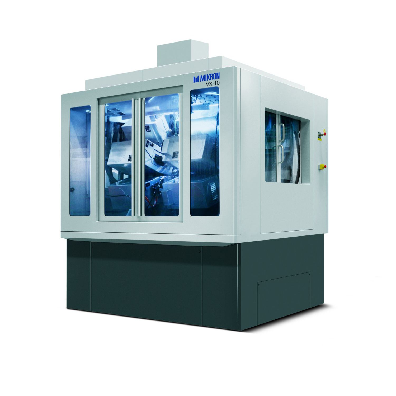 Rotary transfer machine - Mikron VX-10 - Mikron Machining - CNC /  12-position / 10-position