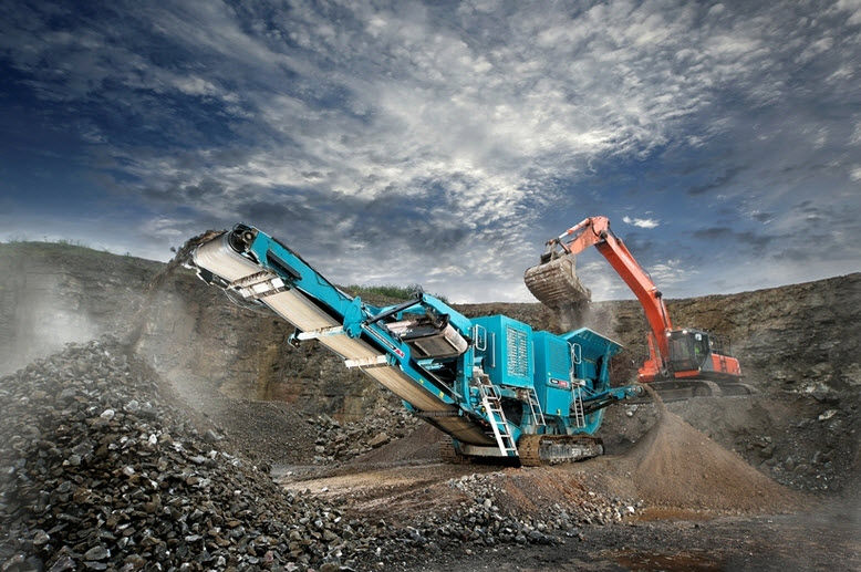 Jaw crusher / mobile / crawler / sand production