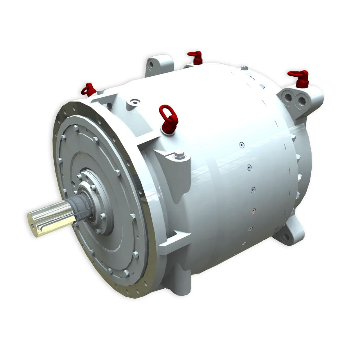 Planetary gear reducer / coaxial / for conveyors - FPL 35