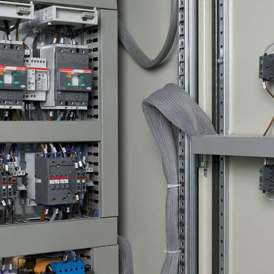 Cabinet Cable Trunking Kablo Series Arnocanali Plastic Rigid