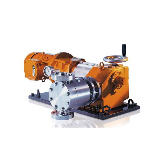 Chemical pump / for food products / oil / electric - Orlita