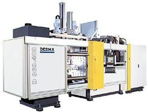 Horizontal injection molding machine / hydraulic / for