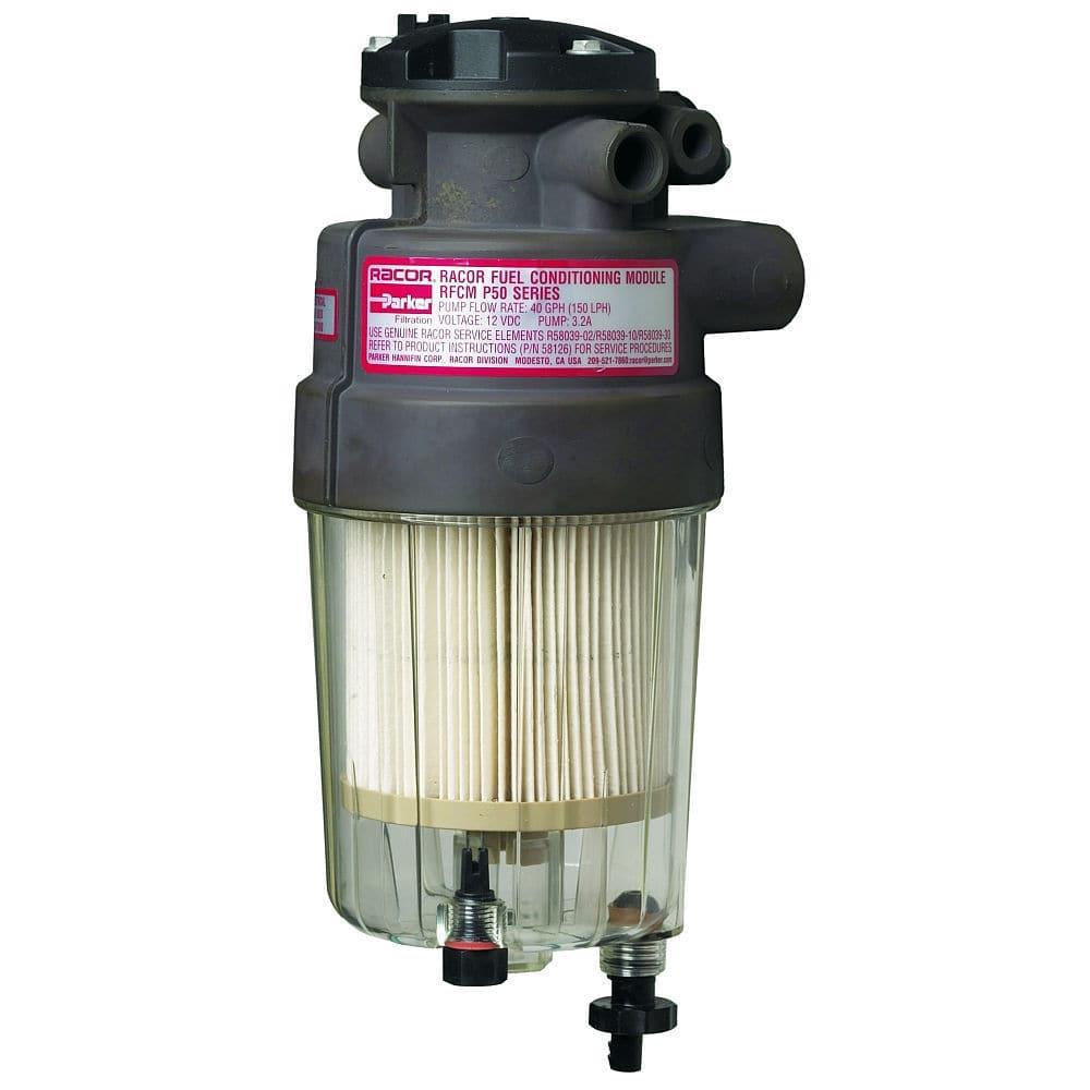 Water pump / diesel fuel / electric / self-priming - P