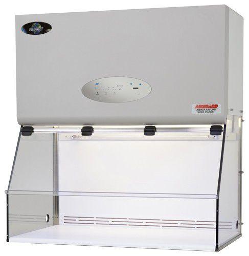 Vertical Laminar Flow Booth Airegard Es Nu 126 Series Nuaire