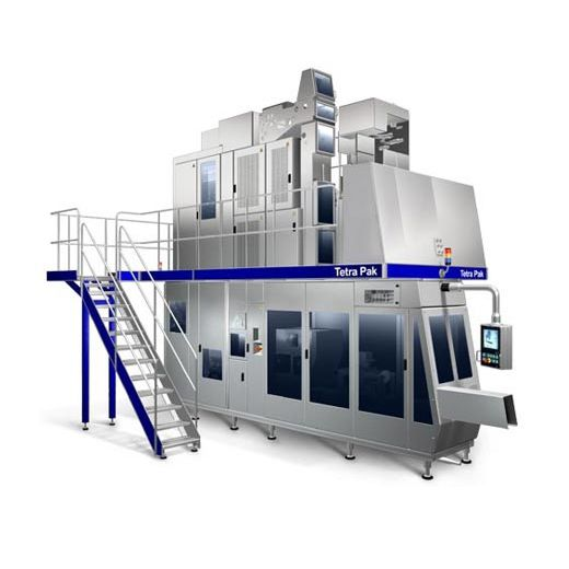 Industrial filling line / liquid / multi-container / automatic A3/Speed  Tetra Pak