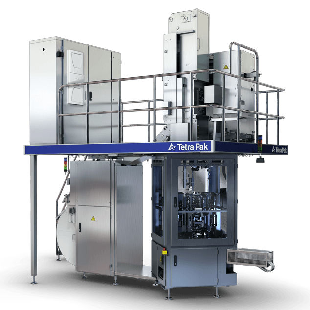 Liquid filling machine / liquid / for food products / multi