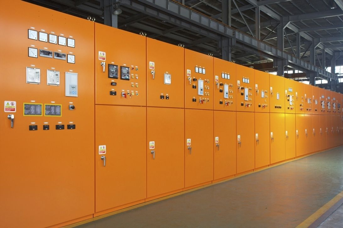 Primary switchgear / high-voltage / air-insulated / power
