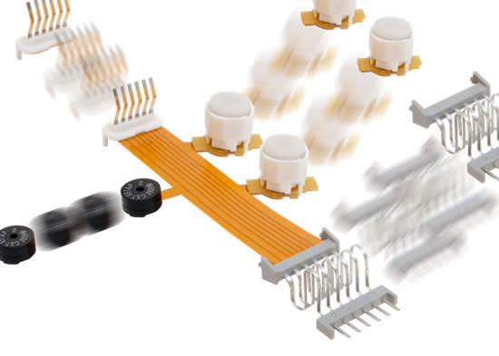 Flexible printed circuit board - Interplex Industries