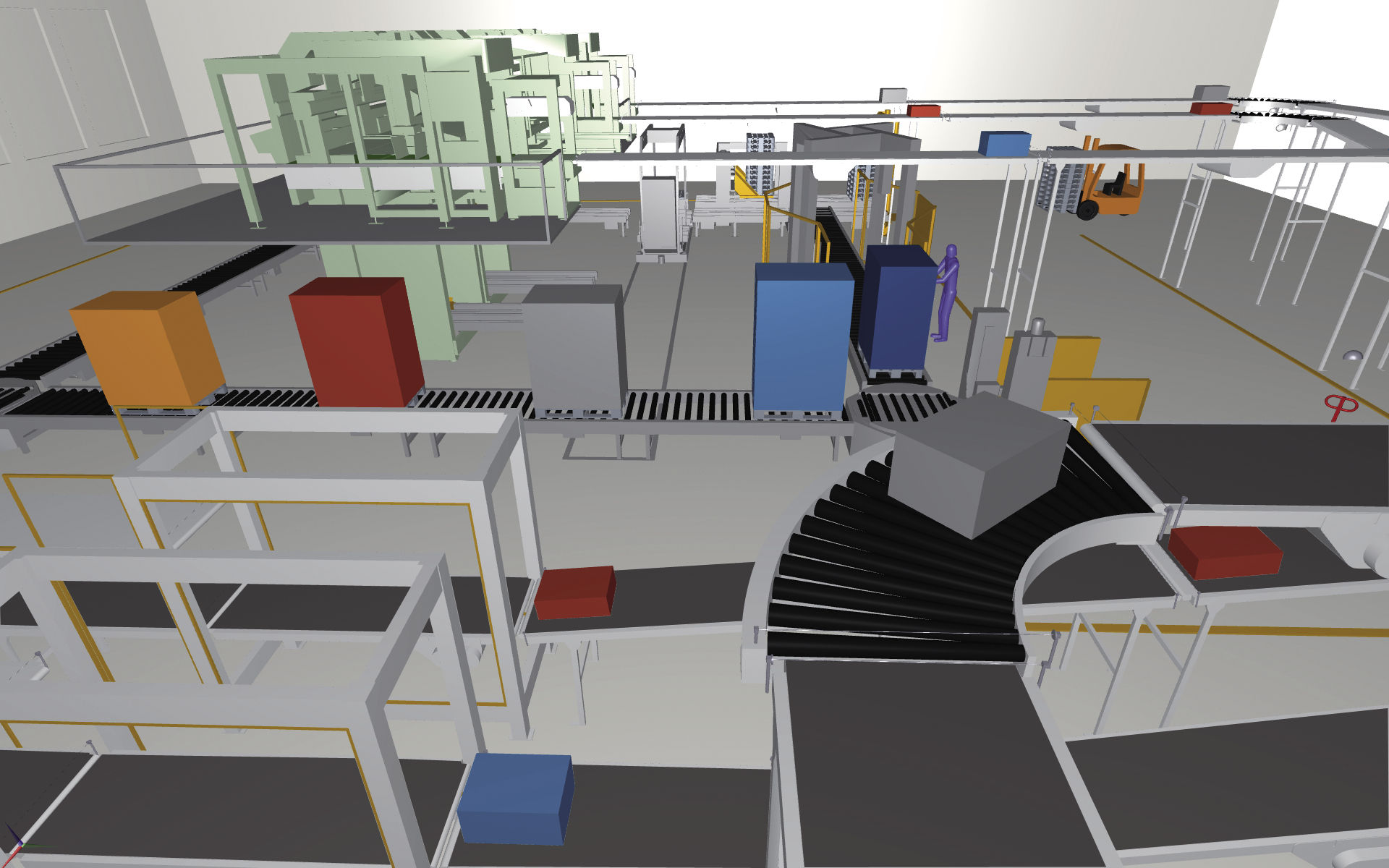 Simulation software / 3D 3D Simulation - machineering GmbH & Co  KG
