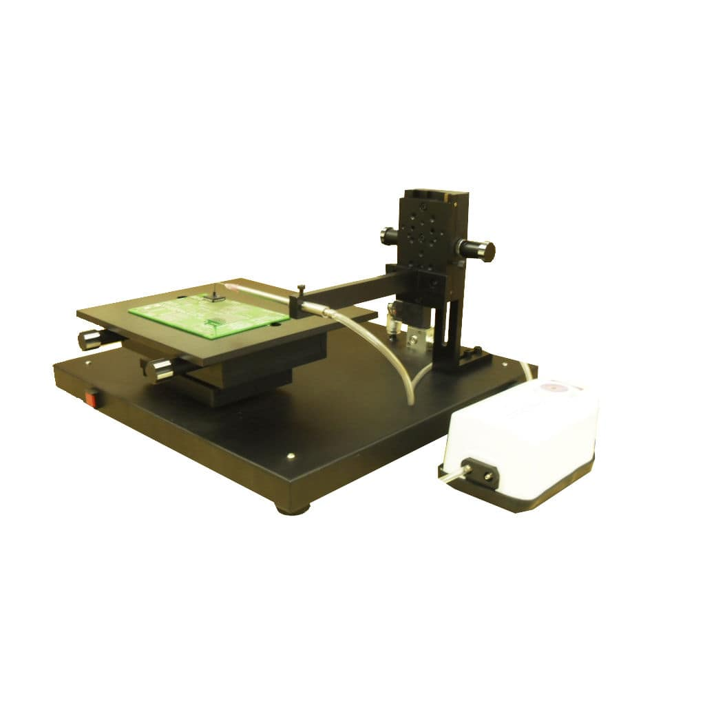 SMT pick-and-place system / for electronic components