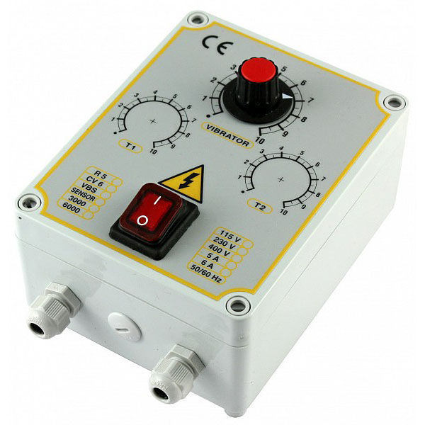Electromagnetic feeder controller - R5FC - M.P. Elettronica srl ...